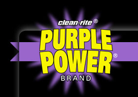 Purple Power Logo
